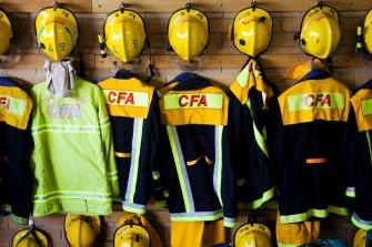 The legislation devolved CFA into a volunteer-only organisation.