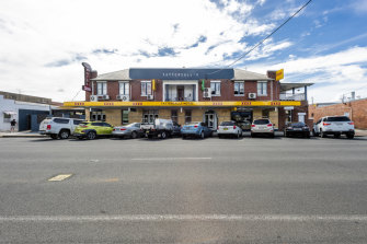 Tattersalls Hotel in Casino was sold for $10 million.