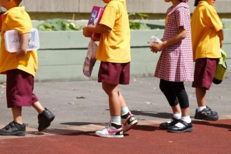 Melbourne schools could reopen fully in November.