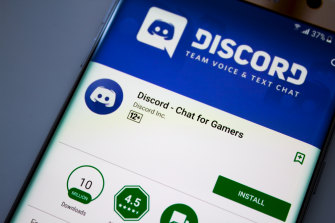 Designed as a chat app for gamers, Discord is increasingly being misused