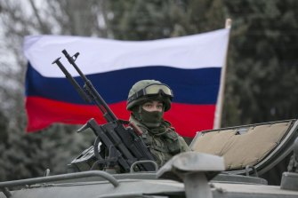 Tension still exists between Russia and Germany over the conflict in Crimea.