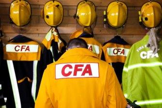 CFA chairman Greg Smith has resigned.