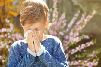 A runny nose is a common symptom among Delta variant patients in the UK.