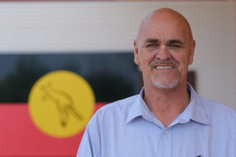 Brian Wilkinson was stood down as CEO of the Kimberley Land Council.