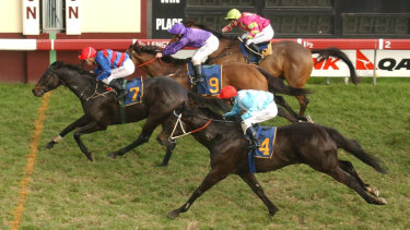 The racing focus turns to Grafton on Monday with a seven-race card.