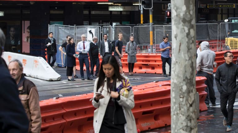 Light rail construction in Sydney has caused havoc. Business owners have even launched a $40 million class action.