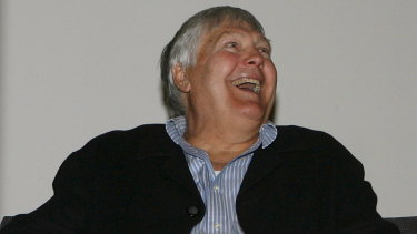 Mal Brown, pictured here in 2010.