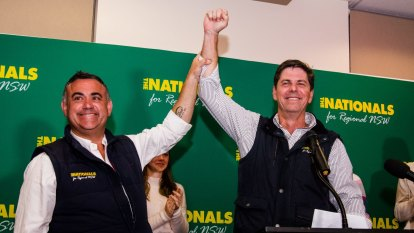 Nationals win rewards NSW Coalition's COVID track record