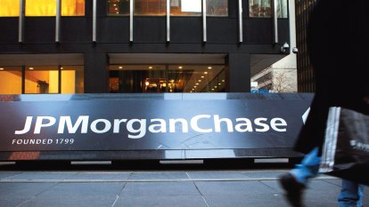 JPMorgan is flying high during the pandemic