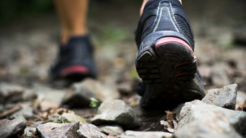 How walking can make you 'more creative, resilient and confident'