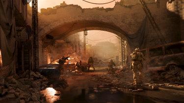 Modern Warfare is still US-centric and jingoistic, but it isn't uncritical.