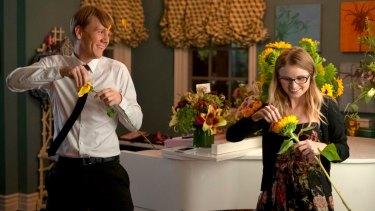 Josh Thomas and Kayla Cromer play half-siblings in Everything's Gonna Be Okay.
