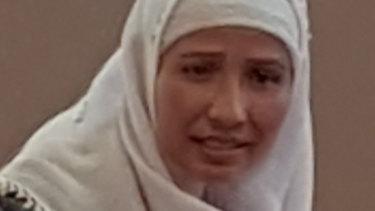 Husna Ahmed.