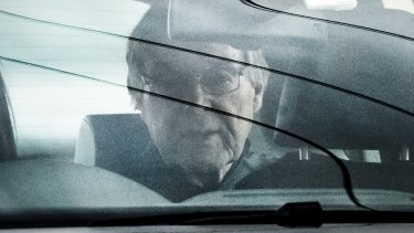 Cardinal George Pell is released from Barwon Prison on Tuesday after the High Court quashed his conviction.