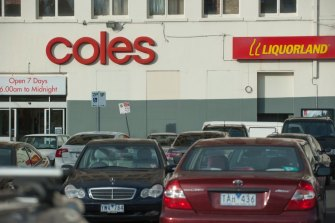 Coles has said it could put a stopper on growth in greenfield suburbs.