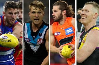 AFL run to the finals