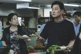 Kang-ho Song and Hyae Jin Chang in  Bong Joon-ho's Parasite.