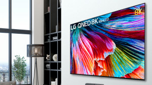 LG's QNED TV
