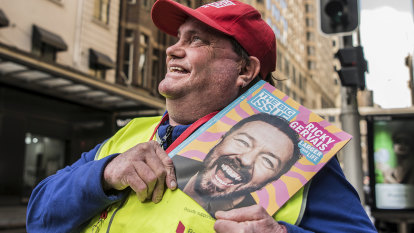 Big Issue back on the streets after COVID-19 break
