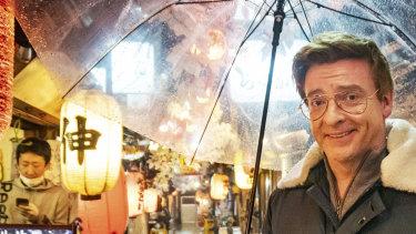 Kiwi comedian Rhys Darby's travel series Big in Japan.