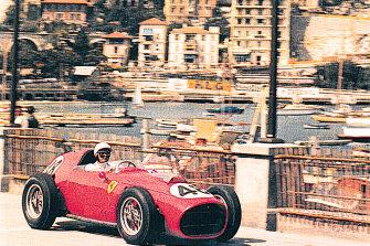 The 1999 Monaco grand prix.