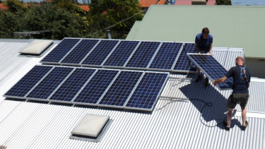 New rules are being developed to help integrate more solar into Australia's national grid.
