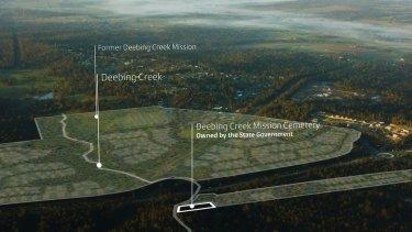 Frasers Property's Deebing Heights development at the Deebing Creek mission near Ipswich.