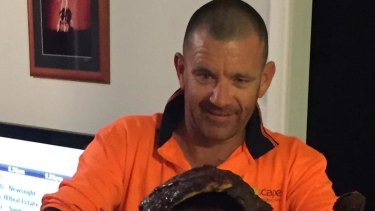 Tragic end: Jasson Pearce was shot dead on Friday night.