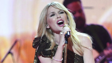 Threats were made on social media relating to Kylie Minogue's Cologne concert.