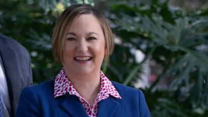 Liberal pick for Sydney lord mayor plays down chances of beating Moore