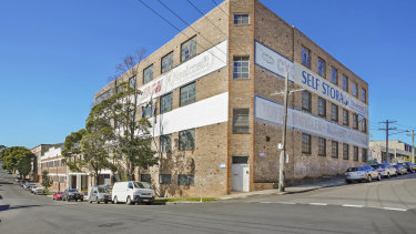 The commercial property at 40-76 William Street in Leichhardt, Sydney, has sold for $38 million.