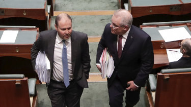 Prime Minister Scott Morrison has flagged changes to Jobseeker and JobKeeper as jobs figures show deepening damage to the economy.