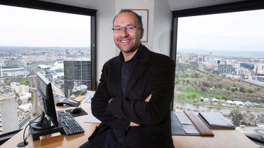 Alex Waislitz has been described as the 'Warren Buffett' of Australian investment.