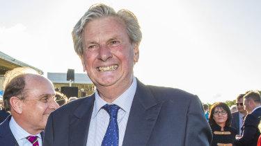 Tasmanian rich-lister turned activist investor Bruce Neill.