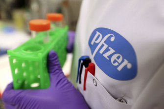 Pfizer's vaccine has been approved by the UK.