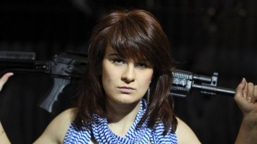Maria Butina was sentenced to prison after pleading guilty to failing to register as a foreign agent.