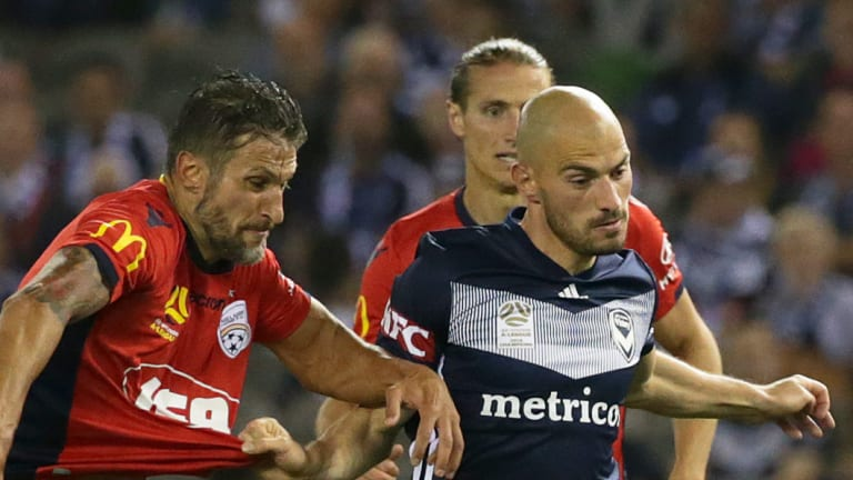 James Troisi could also feature for the Socceroos.