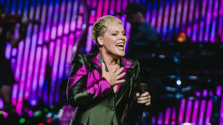 Pink's career has outlasted many of her contemporaries as she created a unique and honest persona.