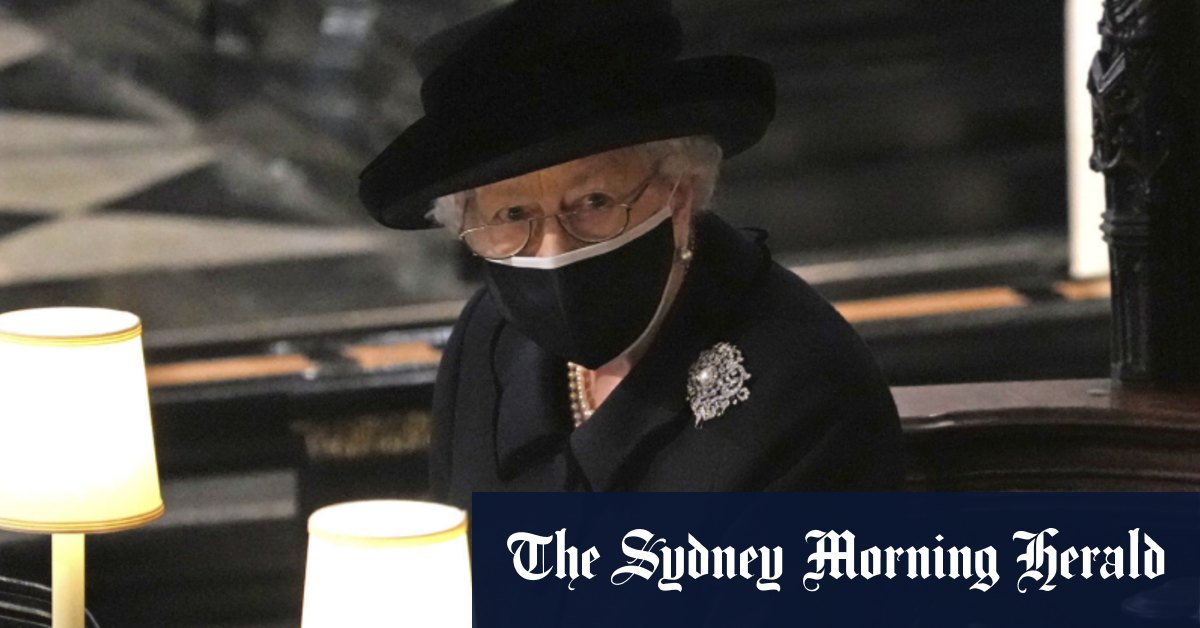 'Great sadness': The Queen breaks her silence on Prince Philip's death – Sydney Morning Herald