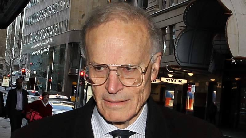 Attorney-General seeks advice on stripping Dyson Heydon of QC title