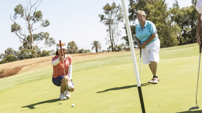 Tee-time's up: golf clubs urged to offer equal access for women