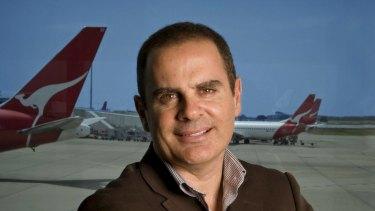 Corporate Travel Management boss Jamie Pherous.