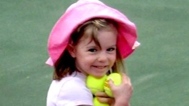 Madeleine McCann disappeared when she was three years old on a family holiday in Portugal.
