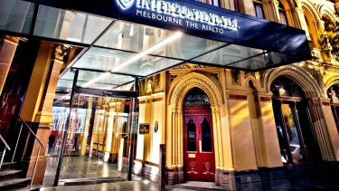 The Intercontinental Rialto has joined a growing list of noteworthy heritage sites with a nominal value of just $1.