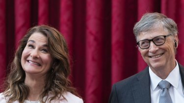 Melinda Gates has said it's OK to be jealous of your husband's career.