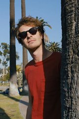 Andrew Garfield in <i>Under the Silver Lake</i>.