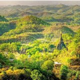The mass kidnapping occurred near the ancient town of Mrauk U in Rakhine state, western Myanmar.