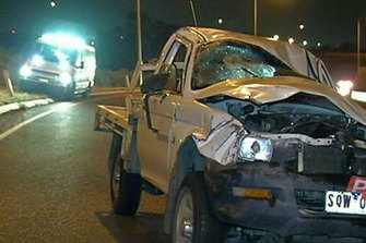 Alcohol and speed are believed to be factors in a crash which left a Melbourne p-plater fighting for his life.