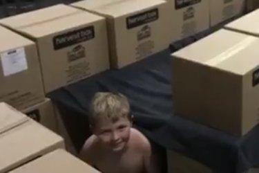 Brisbane mum demands answers after boy spends night in airport storeroom