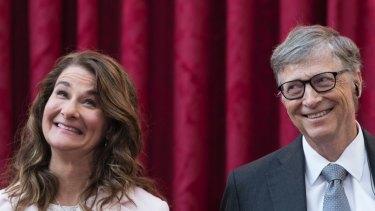 Melinda Gates has said it's OK to be jealous of your husband's career.